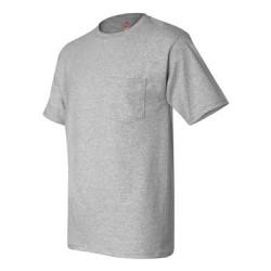 Authentic Short Sleeve Pocket T-Shirt