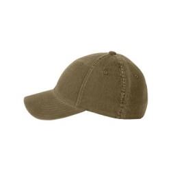 Garment-Washed Cap