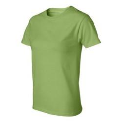 Pigment-Dyed Ringspun Women's Short Sleeve T-Shirt