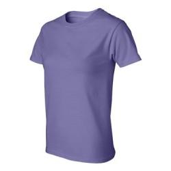 Garment-Dyed Women's Midweight T-Shirt