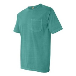 Garment-Dyed Heavyweight Pocket T-Shirt
