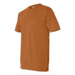 Garment Dyed Lightweight Ringspun Short Sleeve T-Shirt