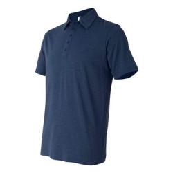 Five-Button Jersey Sport Shirt