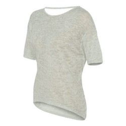 Women's Mélange Burnout The Pony T-Shirt