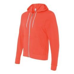 Unisex Full-Zip Hooded Sweatshirt