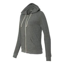 Eco-Fleece™ Women's Adrian Hooded Full-Zip Sweatshirt