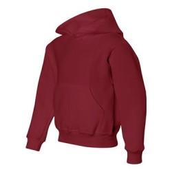 NuBlend Youth Hooded Sweatshirt