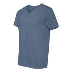 Garment Dyed Ringspun V-Neck T-Shirt
