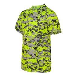 Digital Camo Youth Short Sleeve T-Shirt