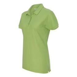 Premium Cotton® Women's Double Pique Sport Shirt