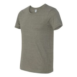 Eco Jersey Drop Neck Crew T-Shirt