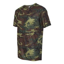 Adult Performance Camo Tee
