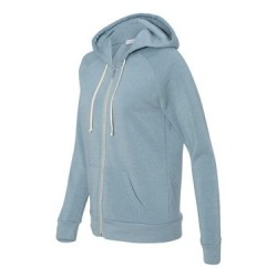 Eco-Fleece™ Women's Adrian Hooded Full-Zip Sweatshirt