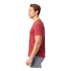 Washed Slub Postgame Crewneck T-Shirt