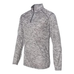 Blend Quarter-Zip Pullover