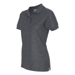 DryBlend® Women's Double Pique Sport Shirt
