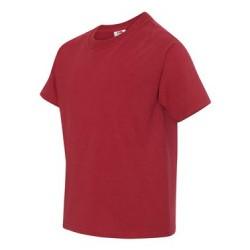 HD Cotton Youth Short Sleeve T-Shirt