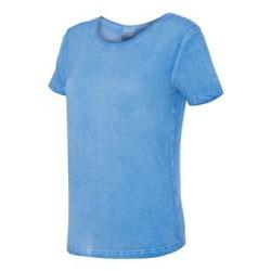 Women's Oasis Wash Drop Tail T-Shirt