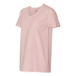 ComfortSoft® Women's V-Neck Short Sleeve T-Shirt