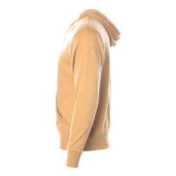Unisex Midweight French Terry Hooded Pullover Sweatshirt