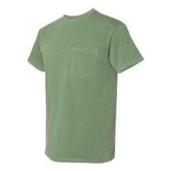 Inspired Dye Short Sleeve Pocket Crew