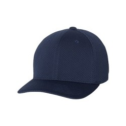 3D Hexagon Stretch Jersey Cap