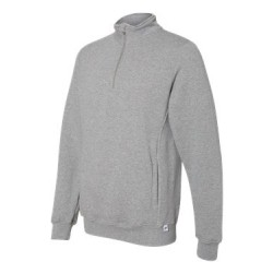 Dri Power® Quarter-Zip Cadet Collar Sweatshirt