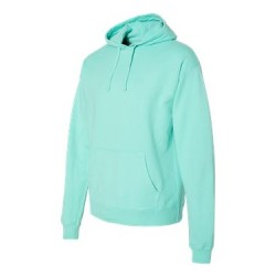Garment Dyed Unisex Hooded Pullover Sweatshirt
