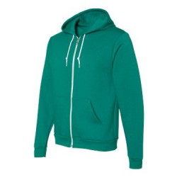 Flex Fleece Unisex Full-Zip Hoodie