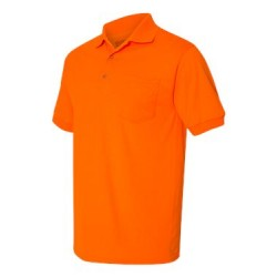 DryBlend® Jersey Sport Shirt with Pocket