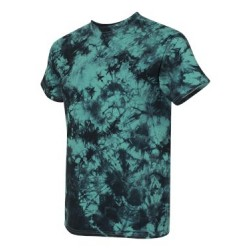 Crystal Tie-Dyed T-Shirt