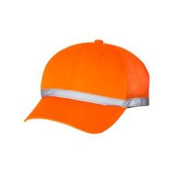 ANSI Certified Mesh-Back Cap