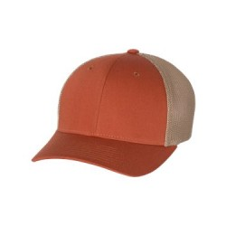 Fitted Trucker with R-Flex Cap