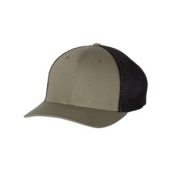 Fitted Trucker with R-Flex