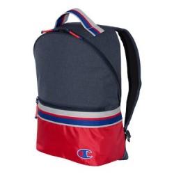 23L Striped Backpack