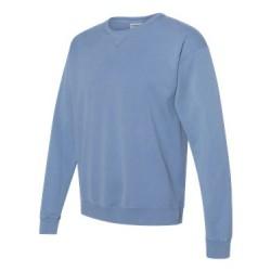Garment Dyed Unisex Crewneck Sweatshirt