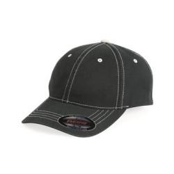 Contrast Color Stitched Cap