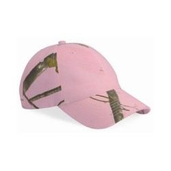 Women's Unstructured Licensed Camo Cap