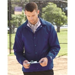 Nylon Coach's Jacket