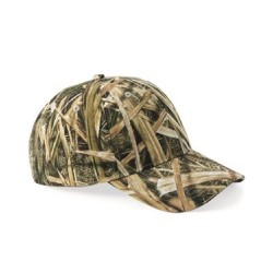 Licensed Camo Cap