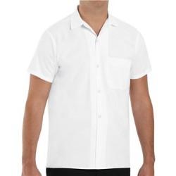 Button-Front Cook Shirt