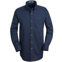 Meridian Long Sleeve Performance Twill Shirt
