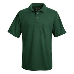 Performance Knit Polyester Solid Shirt