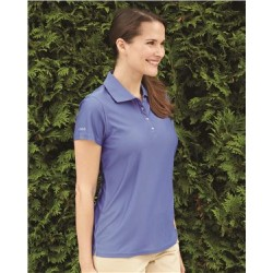 Women's Performance Pique Sport Shirt with Snaps