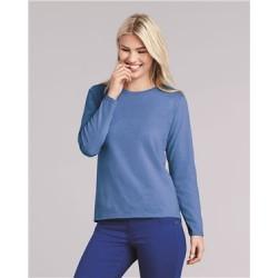 Heavy Cotton™ Women's Long Sleeve T-Shirt