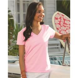 HD Cotton Women's V-Neck T-Shirt