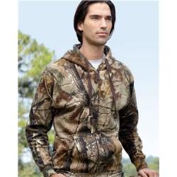 Adult Realtree® Camo Zip Fleece Hoodie