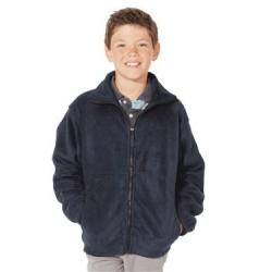 Youth Fleece Full-Zip Jacket
