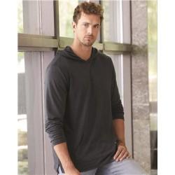 Eco-Jersey™ Marathon Hooded Pullover T-Shirt