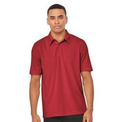 Performance 3-Button Mesh Sport Shirt